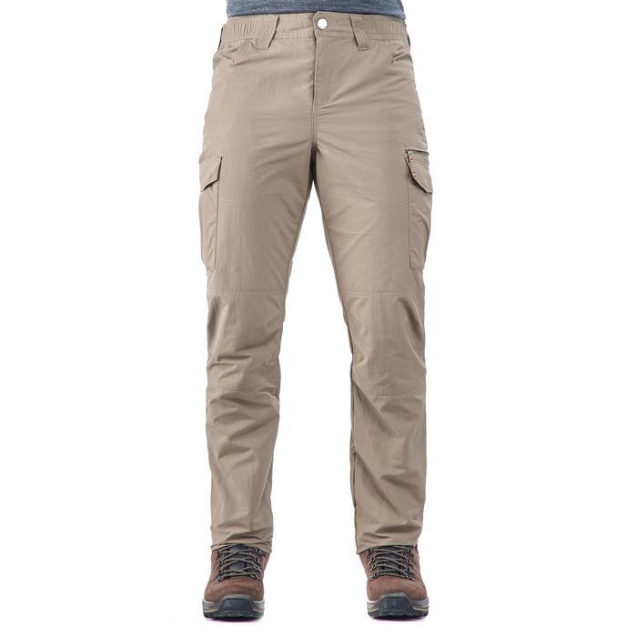 Pantalon trekking Forclaz 100 homme - 1199843