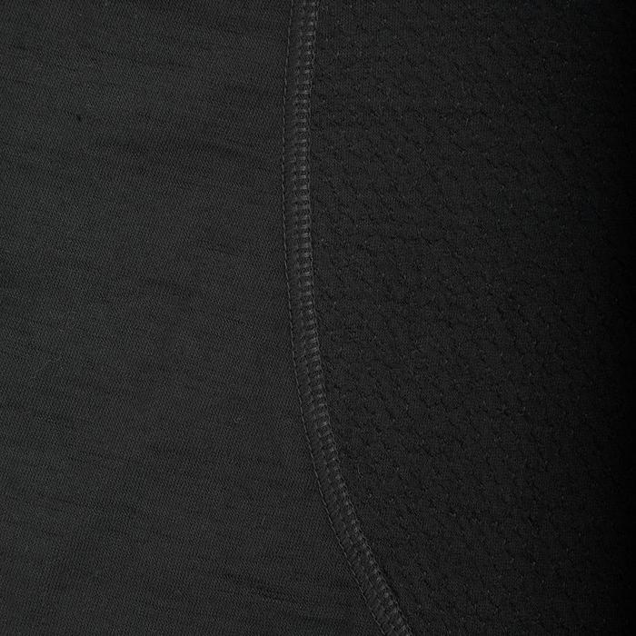 Herenlegging voor bergtrekking Techwool 190 zwart