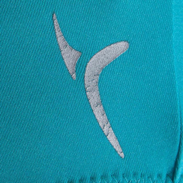 Turnpakje met lange mouwen en lovertjes (AG en RG) voor meisjes turquoise