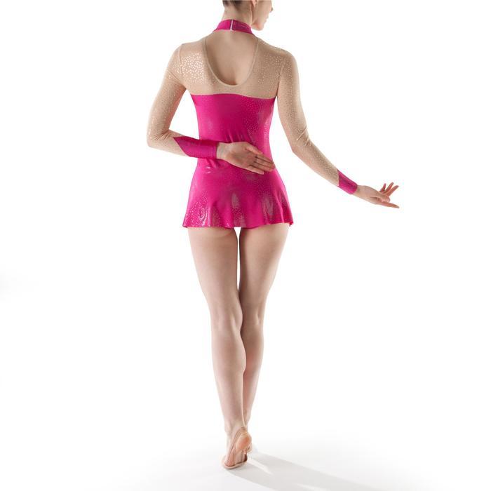 Justaucorps manches longues Gymnastique Rythmique Adulte (GR) 520 - 1199926