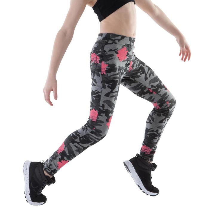 Legging imprimé danse fille - 1199986