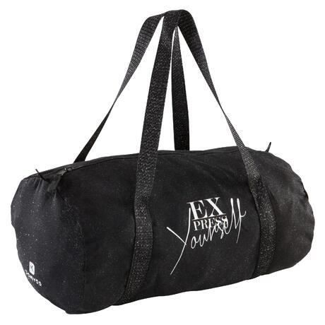 Dance Barrel Bag 15L - Black Sequins c703e644fc9df