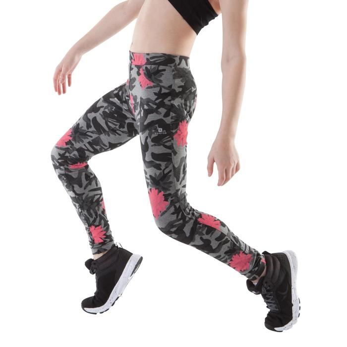 Legging imprimé danse fille - 1200001