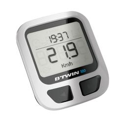 100 Wired Cyclometer - Black