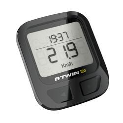 120 無線自行車里程碼錶