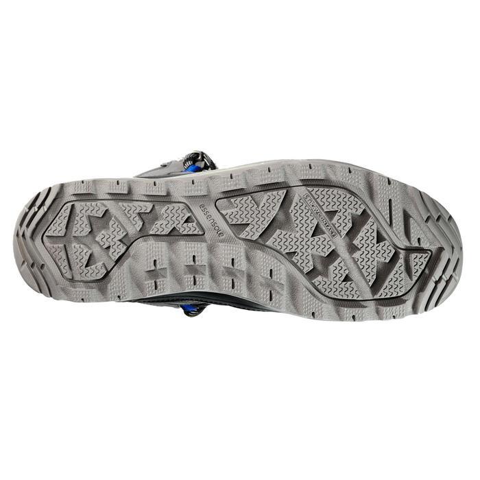 Chaussure de randonnée neige homme SH100 active chaudes et  imperméables gris - 1200153