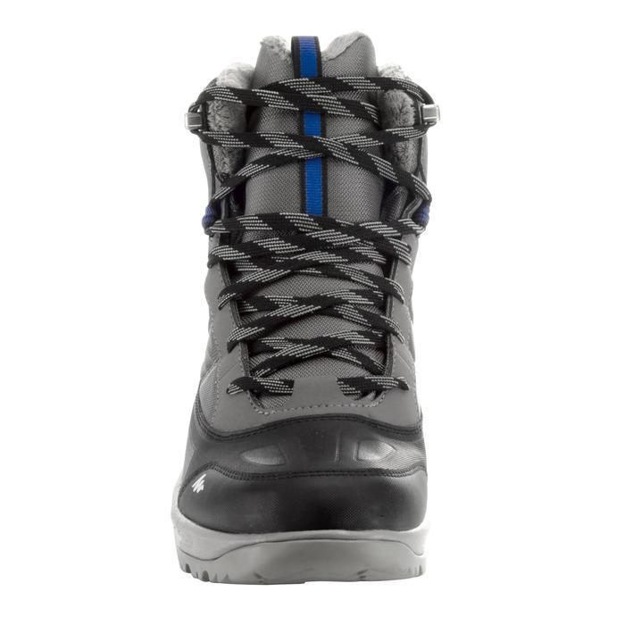 Chaussure de randonnée neige homme SH100 active chaudes et  imperméables gris - 1200156