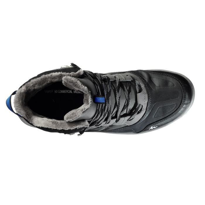 Chaussure de randonnée neige homme SH100 active chaudes et  imperméables gris - 1200159