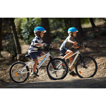 VTT ENFANT RACING BOY 300 20 POUCES 6-9 ANS