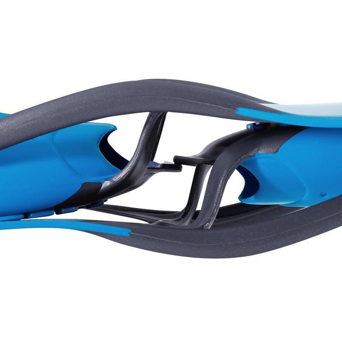 Kit de snorkeling PMT palmes masque tuba R'gomoove adulte - 1200380