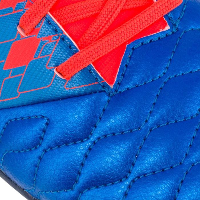 Rugbyschoenen Agility 500 SG blauw/oranje (kinderen)