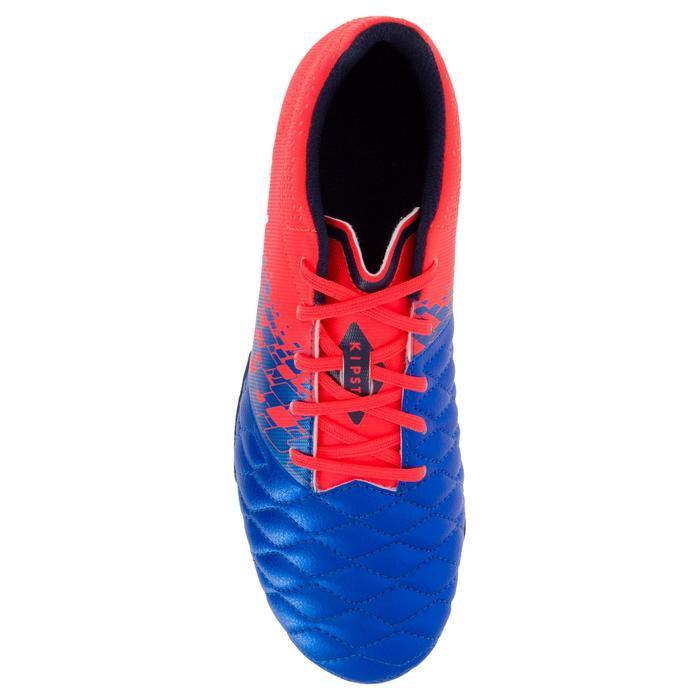 Crampons de rugby enfant terrains gras Agility 900 SG bleue orange - 1200441