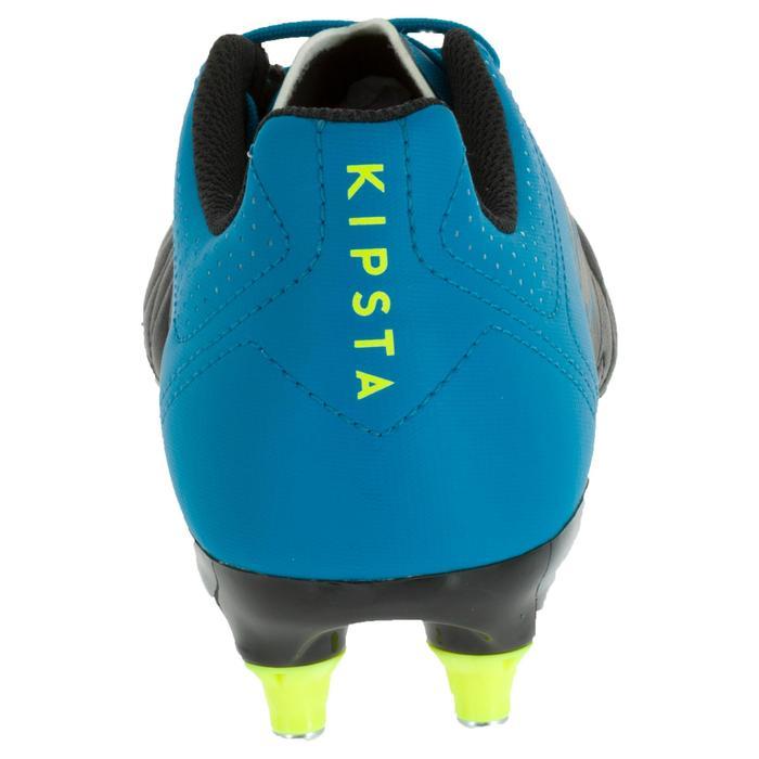 Chaussure de rugby adulte hybride Agility 900 SG bleu/noir - 1200477