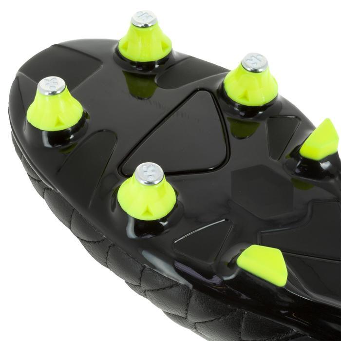 Chaussure de rugby adulte hybride Agility R900 SG bleu/noir