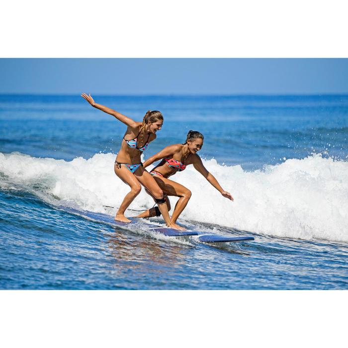Dames bikinibroekje Nina Keola Fresia voor surfen