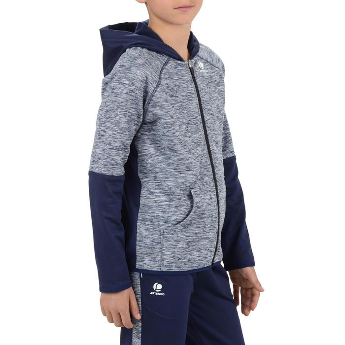 CHAQUETA THERMIC JR 500 MARINO