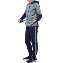 Vest Thermic kinderen 500 marineblauw