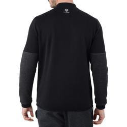 Herenjas Soft 500 zwart