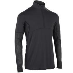 保暖長袖T恤900系列 - 黑色