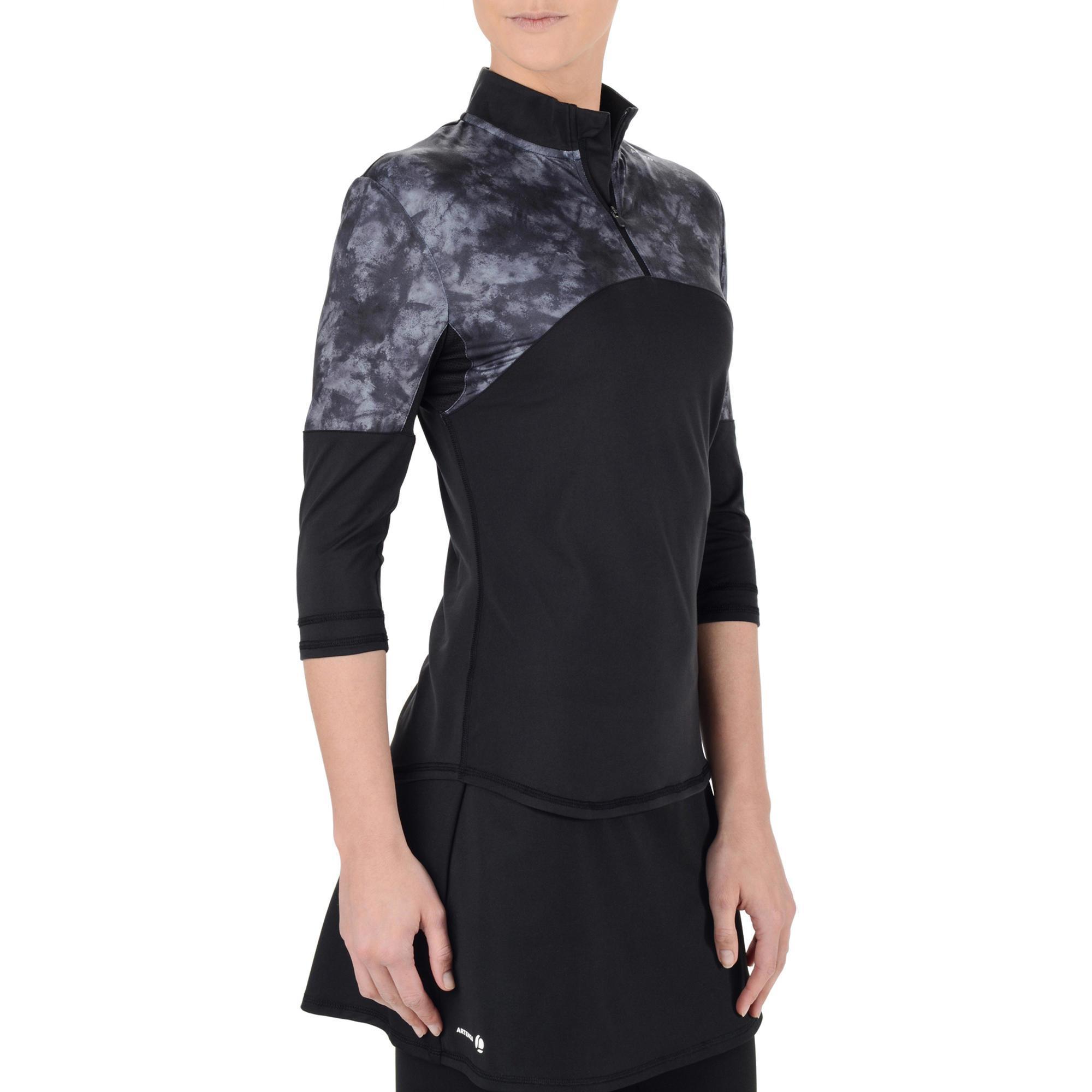0f4b1c2a1 Comprar Camisetas y Mallas Térmicas de mujer | Decathlon