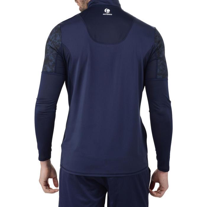 上衣Thermic 900-海軍藍/六角圖案設計