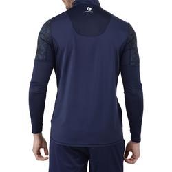 Thermo tennisshirt 900 voor heren marineblauw