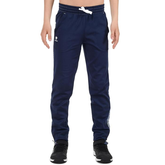 PANTALON DRY JUNIOR 500 MARINE TENNIS - 1200855
