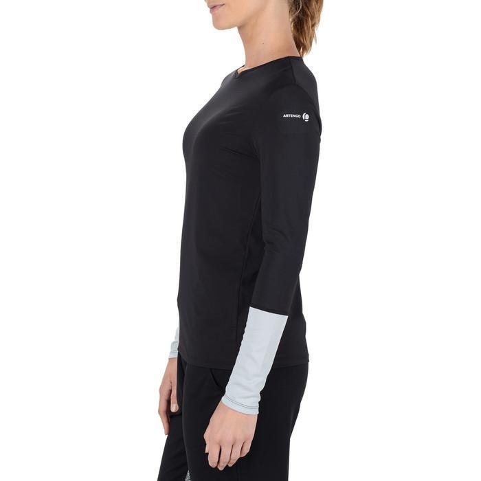 Dames T-shirt Essentiel badminton/tennis/tafeltennis/padel/squash - 1200865