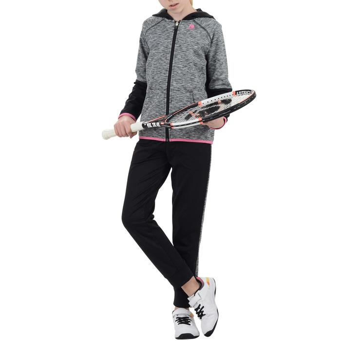 PANTALON DRY JUNIOR 500 MARINE TENNIS - 1200869