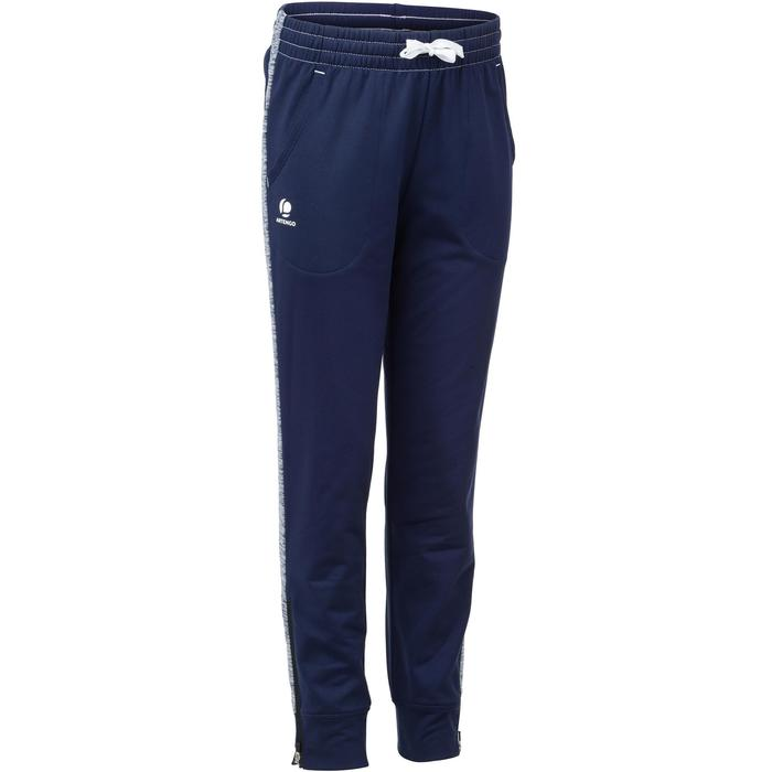 PANTALON DRY JUNIOR 500 MARINE TENNIS - 1200885