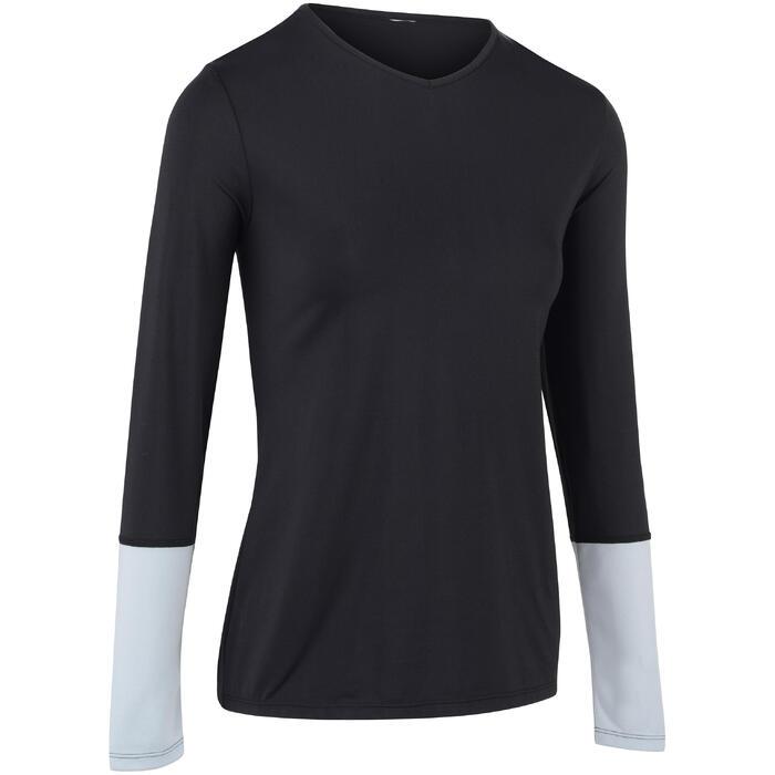 Dames T-shirt Essentiel badminton/tennis/tafeltennis/padel/squash - 1200902