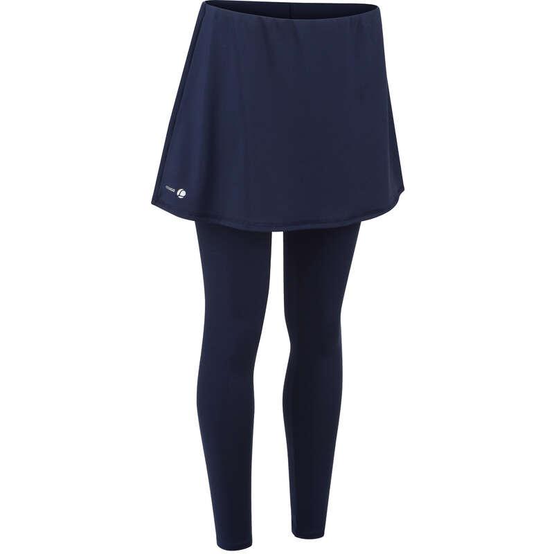 WOMAN COOL APPAREL Squash - Thermic 500 Skirt - Navy ARTENGO - Squash