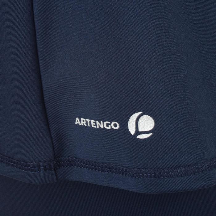 Thermic 500 Women's Tennis Skirt - Navy