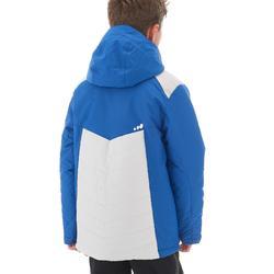 Ski-jas voor kinderen SKI-P JKT 500 blauw
