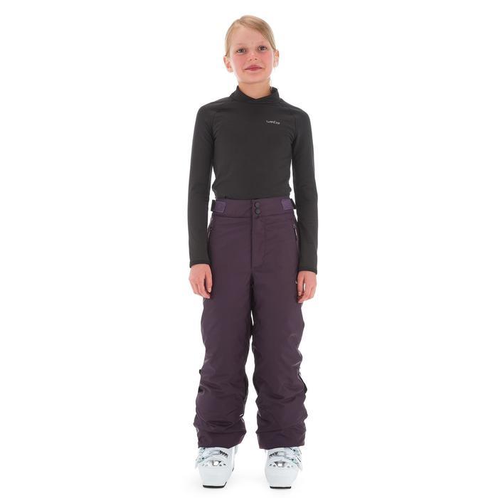 Skihose Ski-P 500 PNF Kinder violett