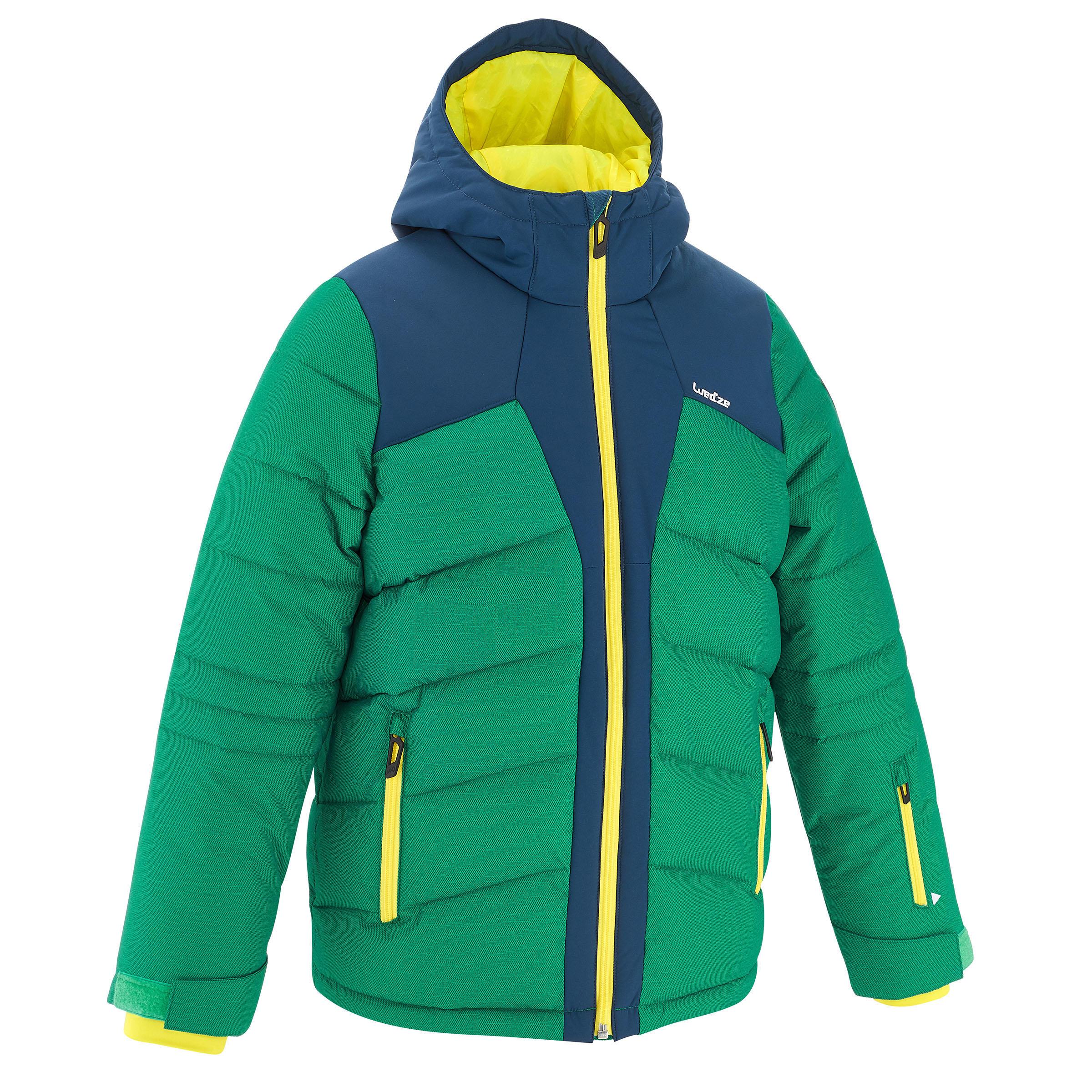 Wed'ze Jongens ski-jas Warm Maxi thumbnail