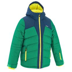 Jongens ski-jas Warm Maxi