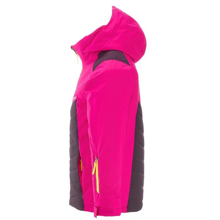 Winterjas meisjes roze 300