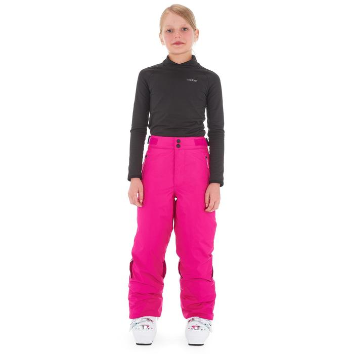 Skibroek voor kinderen PNF 500 roze