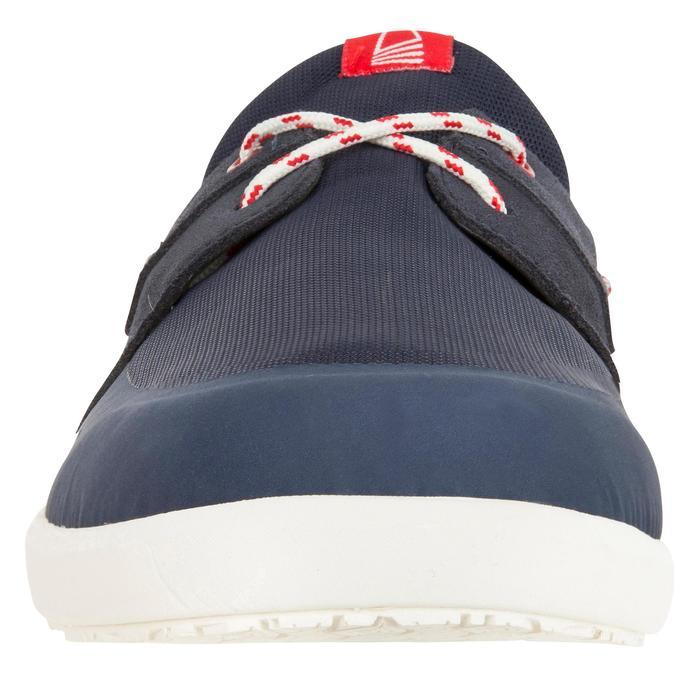 Chaussures bateau homme Cruise 100 bleu foncé - 1201467