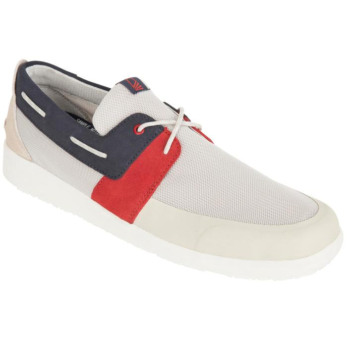 Cruise 100 Men's Non-Slip Boat Shoes - Beige