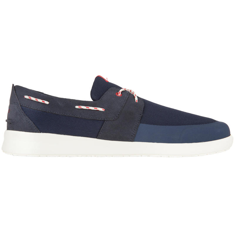Cruise 100 Men S Non Slip Boat Shoes Navy