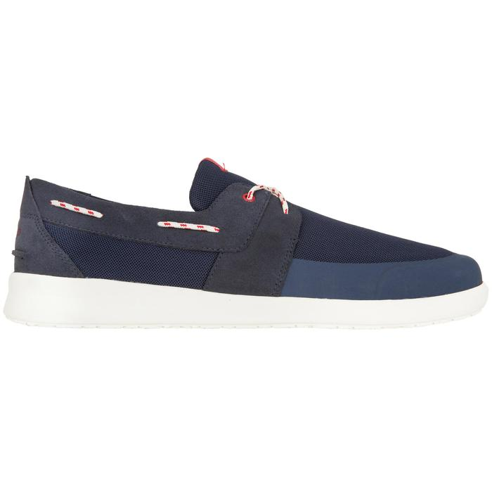 Chaussures bateau homme Cruise 100 bleu foncé - 1201490