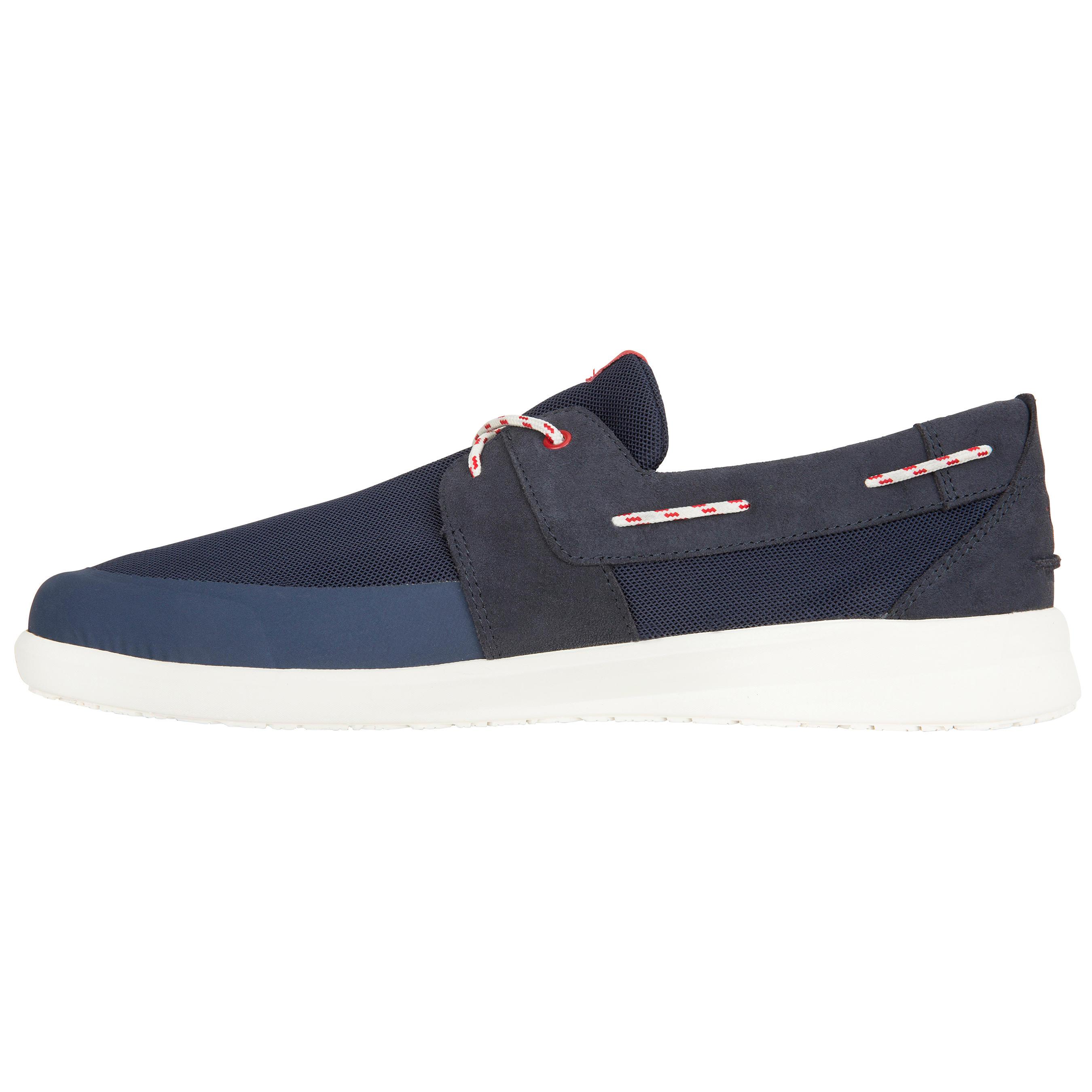 Cruise 100 Men's Non-Slip Boat Shoes - Navy