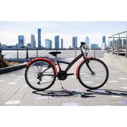 City-Bike Poply 540 24'' Kinder 9 bis 12 Jahre