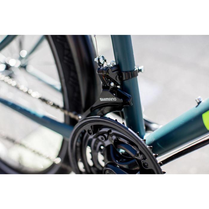 City Bike Kinderfahrrad 24 Zoll Rockrider 540