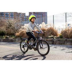 City Bike Kinderfahrrad 20 Zoll Racing Boy 540 schwarz/blau