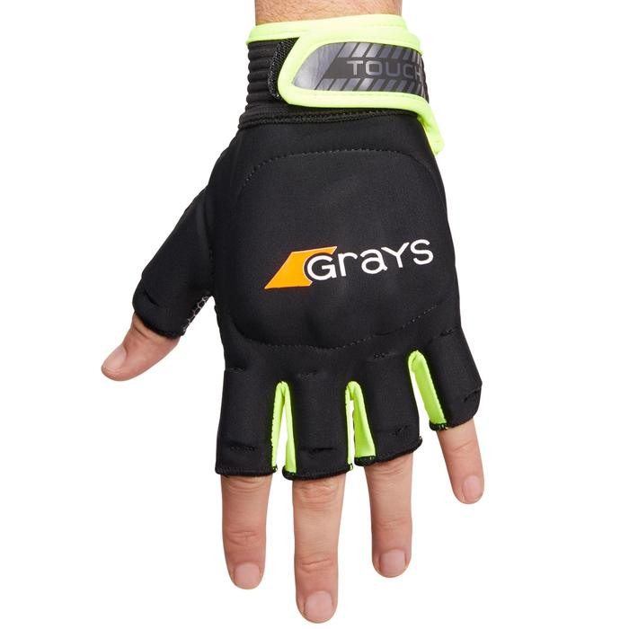 Gant touch Hockey sur gazon noir Grays - 1201604