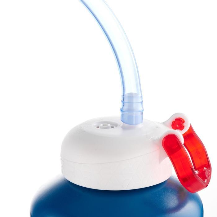Adapterdop met drinkslangetje (mondstuk + slang) voor drinkfles voor trekking