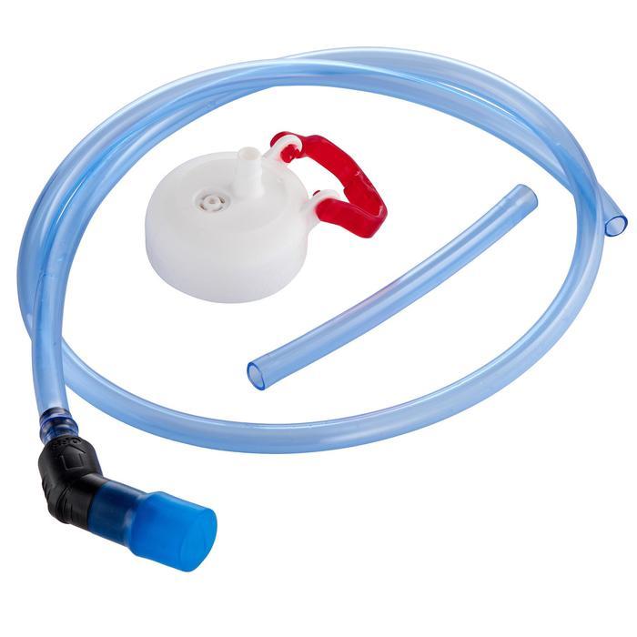 Bouchon adaptateur avec pipette (tétine + tube) pour gourde randonnée - 1201634